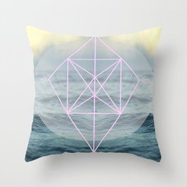 Oh those lovely colors Throw Pillow
