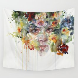 quiet zone Wall Tapestry