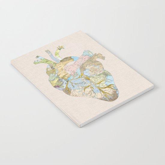 A Traveler's Heart (N.T) Notebook