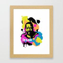 Soul Activism :: Isaac Hayes Framed Art Print