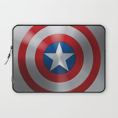 Captain Winter Soldier Laptop Sleeve