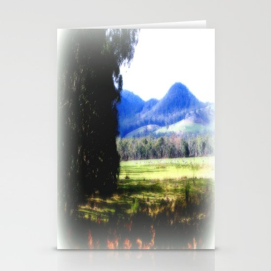 The Pyrenees Stationery Cards