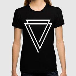 Alchemy - Double Tri - white T-shirt