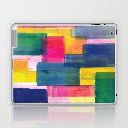 Color Block Series: Rooftops Laptop & iPad Skin