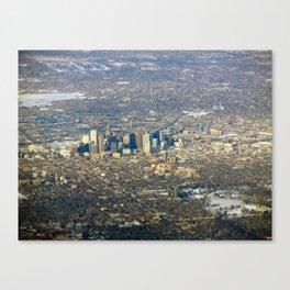 Denver CO Canvas Print