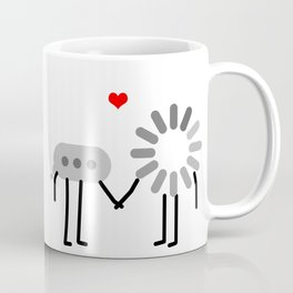 Loading Love Coffee Mug