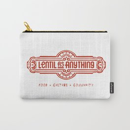 Lentil as Anything - Food, Culture, Community Carry-All Pouch