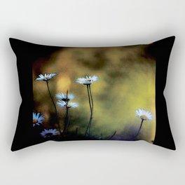 Fleurs des champs colors fashion Jacob's Paris Rectangular Pillow