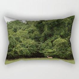 Hello Deer Rectangular Pillow