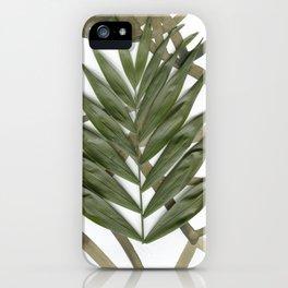Botanicali Nr. 1 (I heard they love fun trees) iPhone Case