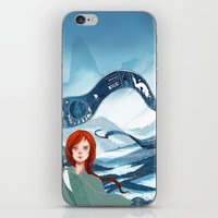 saga iPhone & iPod Skins featuring The Banner Saga by Tori