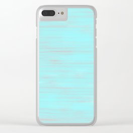 French countryside Clear iPhone Case