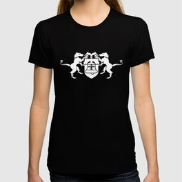 coat of arms - white T-shirt