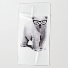 Polar Disorder Beach Towel