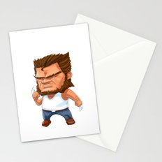Mini Wolverine Stationery Cards