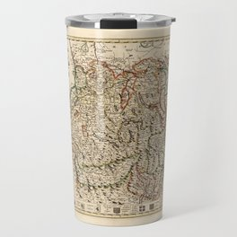 Switzerland and the country of the Grisons (1721) Travel Mug
