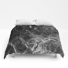Ombre Marble Comforters