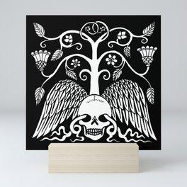 Memento Mori Mini Art Print