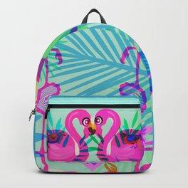 Flamingo Dance Backpack