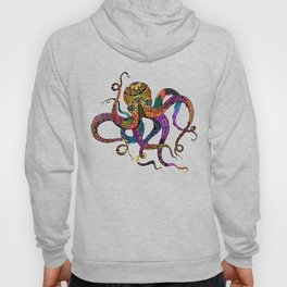 Electric Octopus Hoody