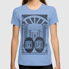 Necropolis Coins Palladium and Platinum 2 T-shirt