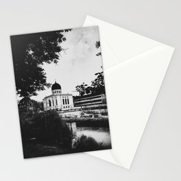 | journey in space-time - a sanctuary for the spirit, chapter II | Stationery Cards