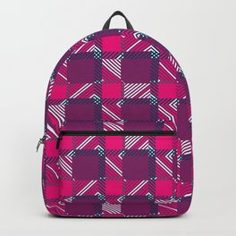 Team bright and shimmering 24 hours a day. Backpack