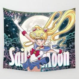 Sailor Moon Wall Tapestry