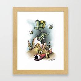 New Birth Framed Art Print