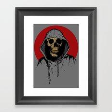Skullboy Returns Framed Art Print
