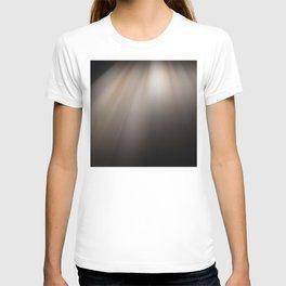 Divine Streaks Of Light Through The Darkness T-shirt