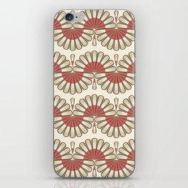 Art Deco 53 . Eastern . iPhone Skin
