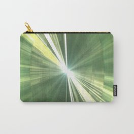 Shimmering Disco Carry-All Pouch