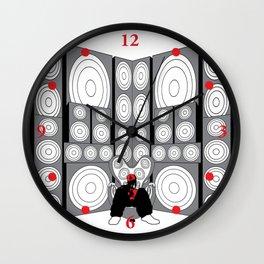 Bass Haven Wall Clock