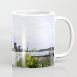 Windmills in the Netherlands Coffee Mug