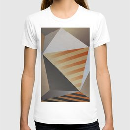 Interconnected Triangles 4 T-shirt