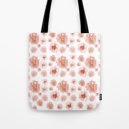 Watercolor flowers Tote Bag