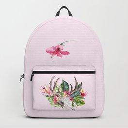 My Bohemian Tropical Memories Backpack