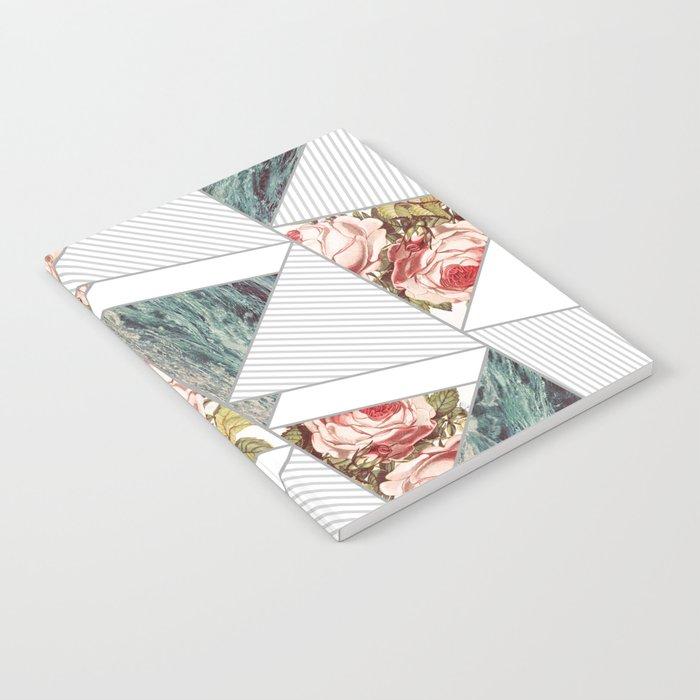 Sea roses Notebook