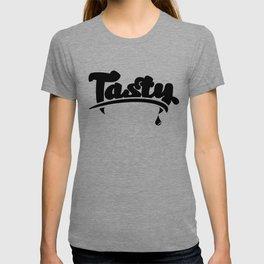 Tasty - black T-shirt