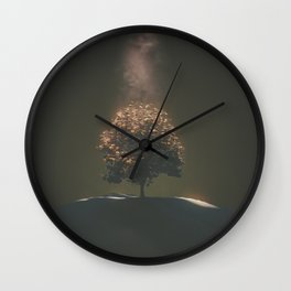 21 hour thanks Wall Clock
