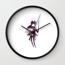 Next Of Kin: Slayer Wall Clock