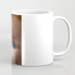 Baby Blue Eyes Coffee Mug