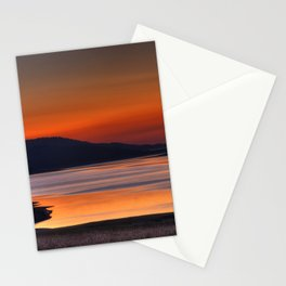 Lake Sherburne Stationery Cards