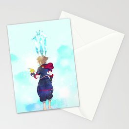Kingdom Hearts - The Final World Stationery Cards