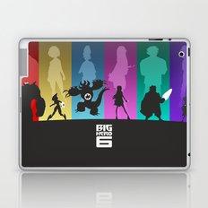 The Big Hero 6 Laptop & iPad Skin