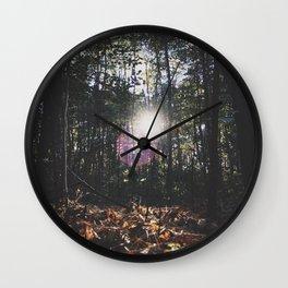 MI Sun Wall Clock
