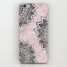 ROSE BOHO NIGHTS MANDALAS iPhone & iPod Skin