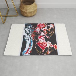 JAZZ in the U.S.A          by Kay Lipton Rug