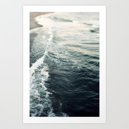 Song of the Shore Art Print
